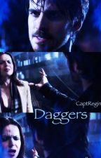 Daggers by CaptRegina