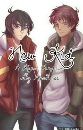 New Kid (Keith x Lance) by AsuRose