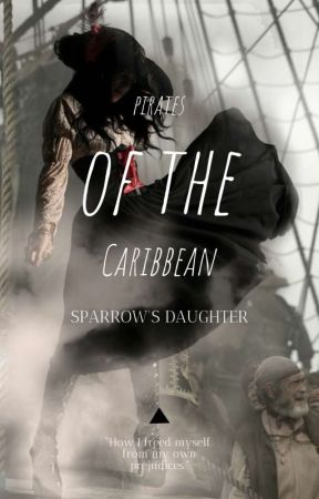 Pirates of the Caribbean:Sparrow's daughter by panagiotouli