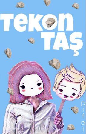 TEKON TAŞ by pifala
