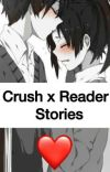 Crush x Reader Stories cover