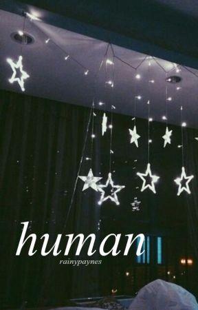 ☾ human   o.d. au ☽ by rainypaynes