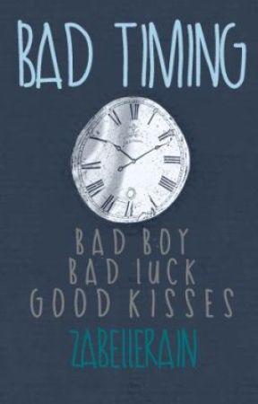 Bad Timing by zabellerain