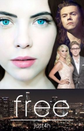 Free (Sequel to Through The Dark) Complete by Just4H