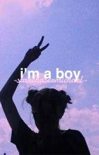 I'm a boy | muke by -starchasermichael-