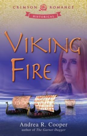 Viking Fire - Historical Romance with a touch of magic by AndreaCooper1