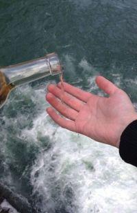 En bouteille à la mer // Larry cover