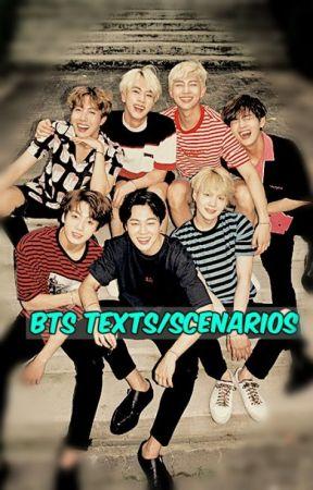 BTS Texts/Scenarios by Gizzy952