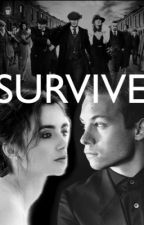 Survive    Michael Gray by RomanianPlums