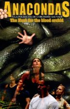 Anaconda: The hunt for the blood orchid by Brii4Eva