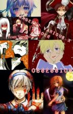 Obsession-  Yandere! Various x reader one-shots by Goldenkokoro