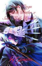 Dark Wings『Black Butler X Male! Reader Insert』 by HackedVision000