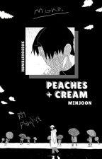 peaches & cream. {minjoon} by humblehoseok