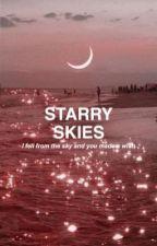 starry skies by genzpoet