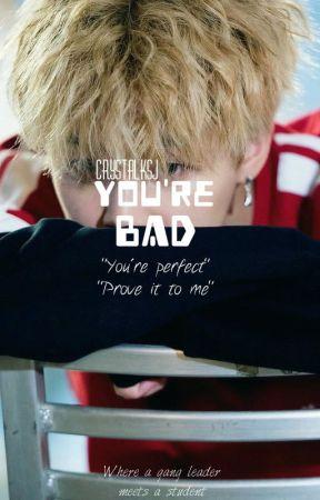 You're bad - k.nj x p.jm - minjoon by CRYSTALKSJ