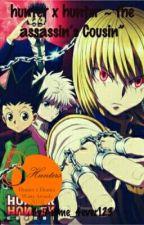 Hunter X Hunter Reader Insert: The Assassins Cousin by Anime_4ever123