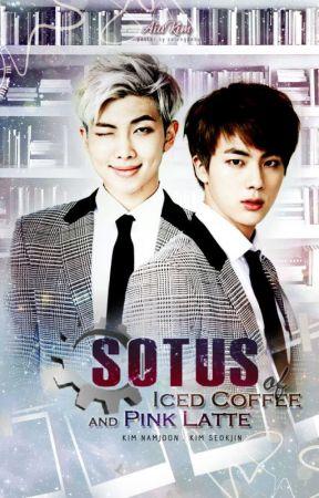 SOTUS (NamJin) - Of Iced Coffee and Pink Latte by CELENGDEBU