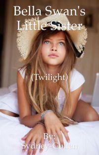 Bella Swan's little sister (twilight) cover