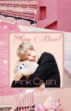 Pink Crush  Kang Daniel by Oya_Ayo