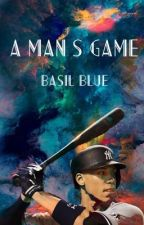 A Man's Game    Aaron Judge by BasilBlue