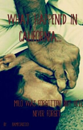What Happened In California by bambicakes101
