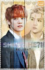 She's a he? (HunHan) by SeLu947