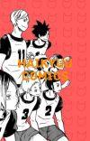 Haikyuu comics  cover