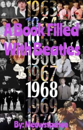 A Book Filled With Beatles by Meowstacheo
