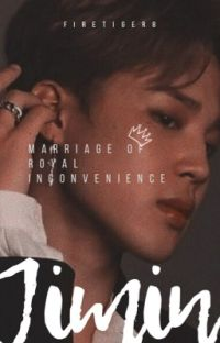 Marriage of Royal Inconvenience [Jimin x Reader] cover