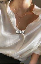 Blue; Sodapop Curtis Au by ninteys
