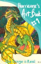 Hurricane's Art Book #1: The Cringe is Real by Hurricane_Senpai