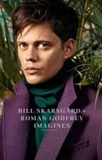 Bill Skarsgård • Roman Godfrey Imagines  by whosjunglejim4322