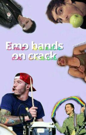 emo bands on crack by ringsofsatvrn