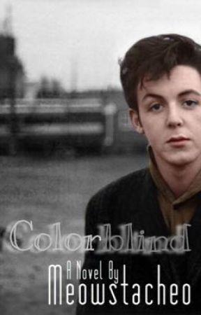 Colorblind <> Paul McCartney by Meowstacheo