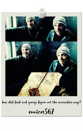 How did Fred and George Figure Out the Marauders Map Password? by SEOULDAYLIGHT