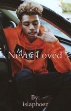 Never Loved: Lucas Coly Love Story by islaphoez