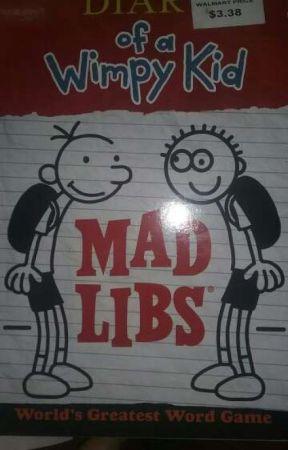 Mad Libs by Luna-Bear_14
