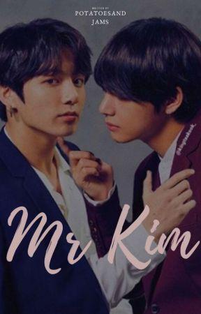 MR.KIM |VKOOK| by PotatoesAndJams
