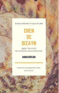 CHEN OC - Dizayn.  ✔ cover