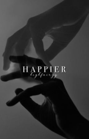 Happier by bakedkel