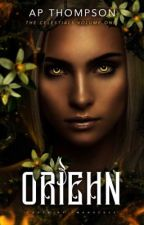 Oriehn by AaPThomps