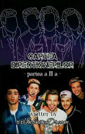 Cartea Directionerilor II by xxInfinityDream