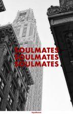 soulmates. ― chandler bing by liquidlumos