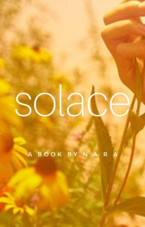 Solace | A Kim Taehyung Fanfiction by sunflwwer