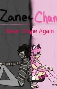 Never Alone Again: An Aphmau Fan Fiction cover