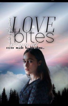 Love Bites by grangers-elf