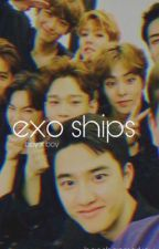Exo Ships by haechanmarkeu