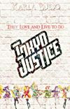 Tokyo Justice (KotoUmi) cover