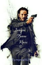 Imagine Keanu Reeves by maymay8507