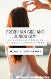 Freshman Girl and Junior Guy (a short story) INTERIM GODDESS OF LOVE PREQUEL cover